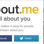 Patarimai verslui: 20. Darbuotojų pristatymas su About.me
