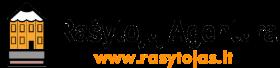 Rašytojas.lt – tekstų rašytojų agentūra logo