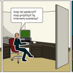 Komiksų kūrimas – turinio strategijos dalis