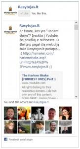 facebook boxas
